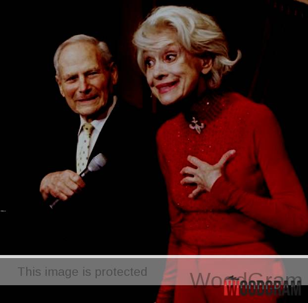Carol Channing Spouse Harry