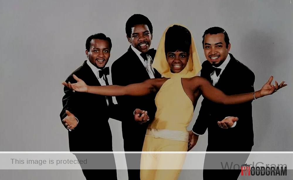 Gladys Knight And Pips Young Age