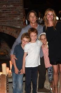 Julia Roberts Husband And Kids
