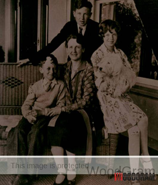 Will Rogers Family - Kids