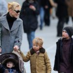 Cate Blanchett With Her Children