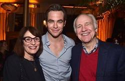 Chris Pine Father And Mother