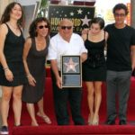 Danny DeVito With His Wife, Son And Daughters