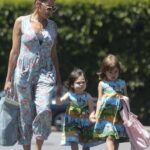 Eva Mendes Kids- Daughters