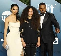 Jamie Foxx Daughters