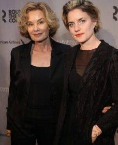 Jessica Lange With Her Daughter Hannah
