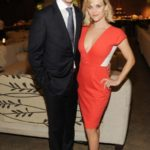 Reese Witherspoon With Her Husband Jim Toth