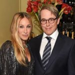 Sarah Jessica Parker With Her Husband