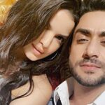Aly Goni With Natasa