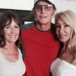 Bruce Jenner Ex Wives Linda Thompson And Chrystie Scott
