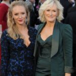 Glenn Close With Her Daughter