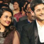 Mahesh Babu With His Wife