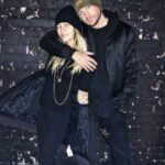 Paris Jackson With Her Bf Tom Kilbey