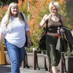 Paris Jackson With Her Mother