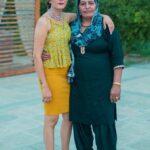 Sapna Choudhary Mother