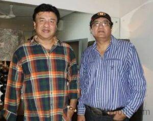 Abu Malik With Anu Malik