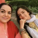 Ahsaas Channa Mother
