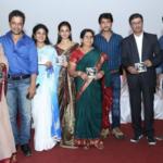 Arjun Sarja Family