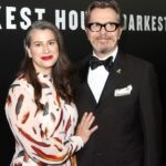 Gary Oldman With His Current Wife
