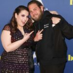 Jonah Hill With His Sister