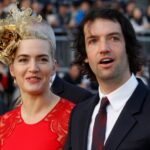 Kate Winslet With Her Husband