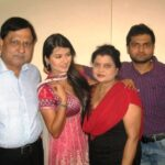 Kratika Sengar Family