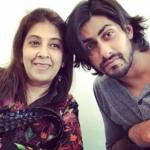 Namit Khanna Mother