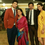 Namit Khanna Parents