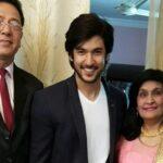 Shivin Narang Family