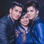 Siddharth Sharma Family