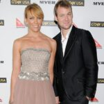 Toni Collette With Her Husband