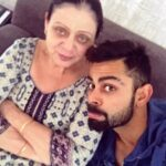 Virat Kohli Mother
