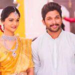 Allu Arjun Wife