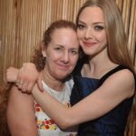 Amanda Seyfried With Her Mother