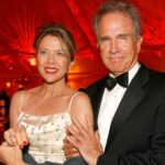 Annette Bening With Her Husband