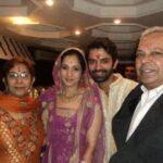 Barun Sobti Family