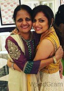 Drashti Dhami Mother
