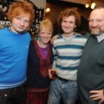 Ed Sheeran Family- Father, Mother And Brother