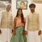 Harshad Chopda Family