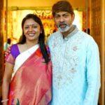 Jagapathi Babu Wife