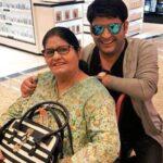 Kapil Sharma Mother