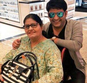 Kapil Sharma Mother