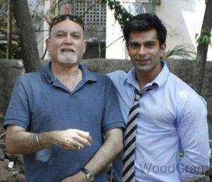 Karan Singh Grover Father