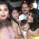 Krishna Mukherjee Family