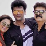Kushal Tandon Family