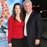 Nancy Kerrigan With Her Husband