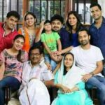 Nazriya Nazim Family
