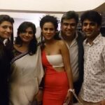 Nia Sharma Family