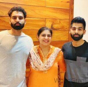 Parmish Verma Mother