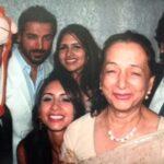 Priya Runchal Family